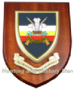 3rd Bn Carabiniers Regimental Military Wall Plaque